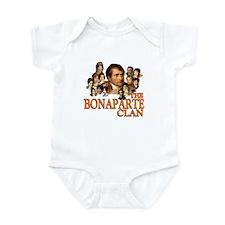 Bonaparte Clan Infant Bodysuit