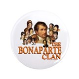 Bonaparte Clan 3.5&quot; Button