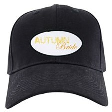 Autumn Bride Baseball Hat