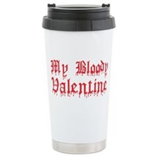 My Bloody Valentine Ceramic Travel Mug