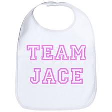 Pink team Jace Bib