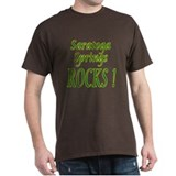 Saratoga Springs Rocks ! T-Shirt