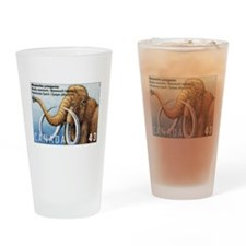 1994 Canada Woolly Mammoth Postage Stamp Drinking