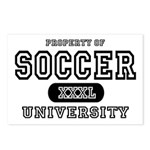 Soccer University Postcards (Package of 8)