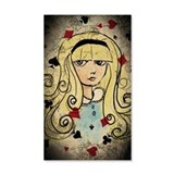 alice-watercolor-dis_12x18.jpg Wall Decal