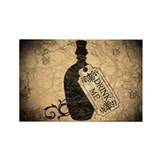 drink-me-bottle_9x12.jpg Rectangle Magnet