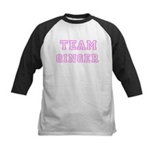 Pink team Ginger Tee