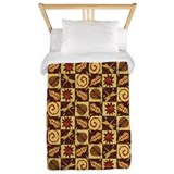 Cute Twin falls Twin Duvet