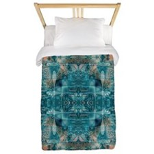 Subaqueous Kaleidoscope Twin Duvet Cover