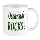 Oceanside Rocks ! Mug
