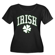 IRISH with Shamrock T