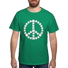 Shamrock Peace T-Shirt
