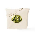 Compton Police Tote Bag
