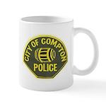 Compton Police Mug