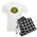 Compton Police Men's Light Pajamas
