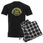 Compton Police Men's Dark Pajamas