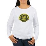 Compton Police Women's Long Sleeve T-Shirt