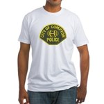 Compton Police Fitted T-Shirt