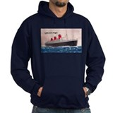 Queen Mary Liner Hoody