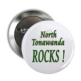 "North Tonawanda Rocks ! 2.25"" Button (10 pack)"