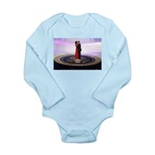 Michelle Barack Obama Long Sleeve Infant Bodysuit