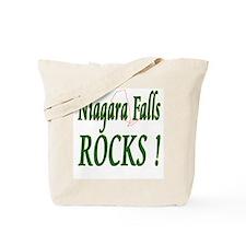 Niagara Falls Rocks ! Tote Bag