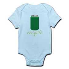 Soda Can Infant Bodysuit
