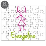 Evangeline-cute-stick-girl.png Puzzle