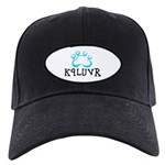 K9LUVR Black Cap