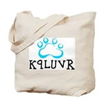 K9LUVR Tote Bag