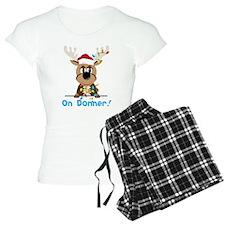 On Donner Pajamas