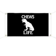 Chews Life Banner