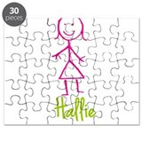 Hallie-cute-stick-girl.png Puzzle