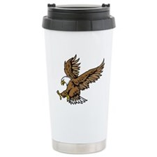 eagle Ceramic Travel Mug