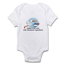 Stork Baby Honduras USA Infant Bodysuit