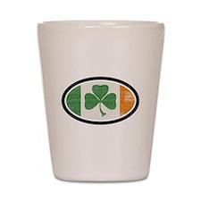St Patrick's day Shot Glass