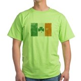 St Patrick's day flag  T-Shirt