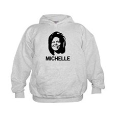 Unique 2008 michelle and obama Hoodie