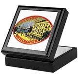 Hotel Majestic Saigon Keepsake Box