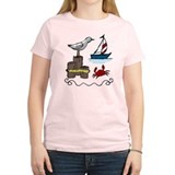 Nautical Scene T-Shirt