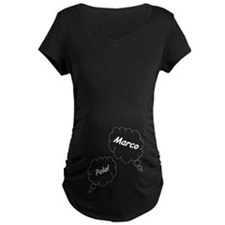Marco Polo Twin Maternity Shirt T-Shirt