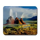 Fly Geyser in the Black Rock Desert, Nevada - Mous