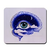 Artwork of insomnia - Mousepad