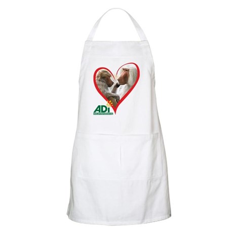 Tilin and Tina Valentine Apron