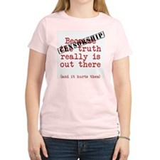 Censorship avoids (their) pain T-Shirt