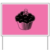 pink-poison-cupcake_12x18.png Yard Sign