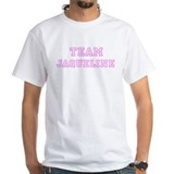 Pink team Jaqueline Shirt