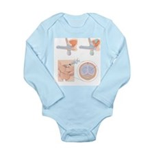 Impotence treatments, artwork - Long Sleeve Infant