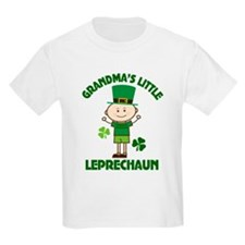 Grandma's Little Leprechaun T-Shirt
