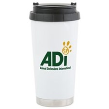 ADI logo Ceramic Travel Mug